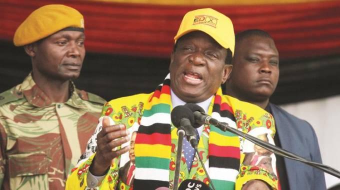 Zimbabwe President