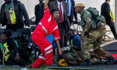 Attack on President Mnangagwa