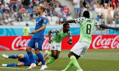 Nigeria World Cup 2018