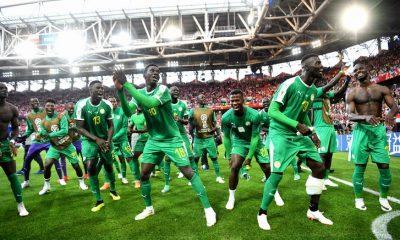 Senegal Poland match