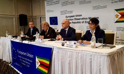 EU observer mission zimbabwe