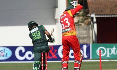 Zimbabwe Cricket Pakistani T20