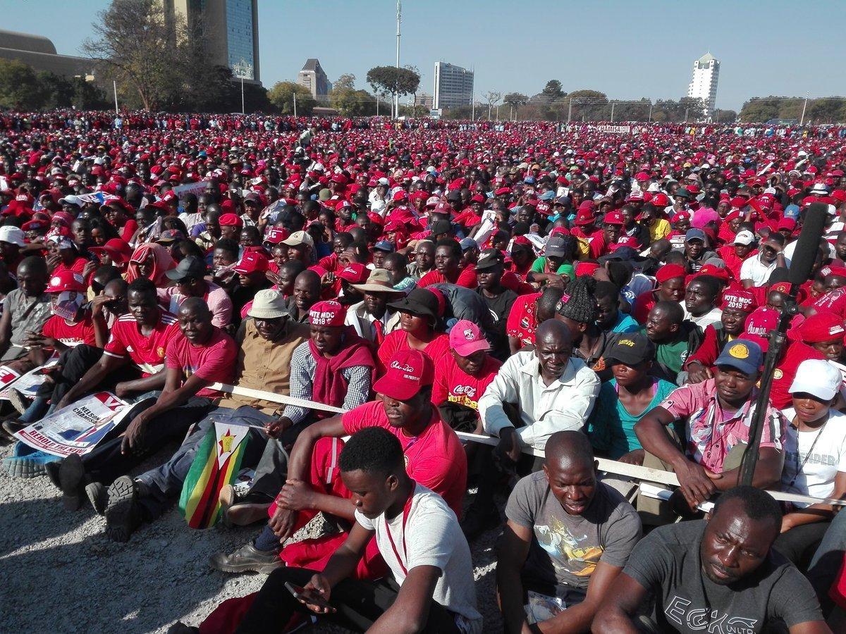 Zimbabwe's political parties