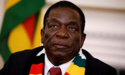 Zimbabwe presidential inauguration