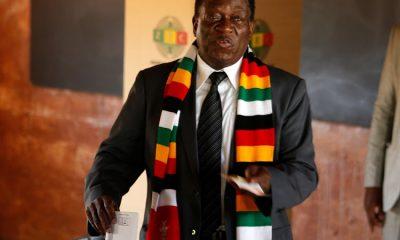 Zimbabwe presidential elections