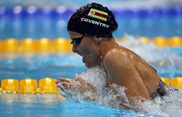 Kirsty Coventry Minister of Sport