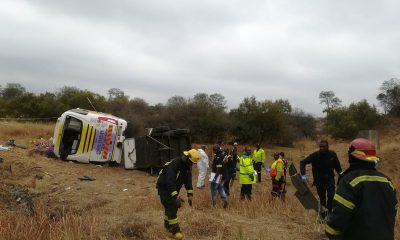 zimbabwe bus accident in polokwane