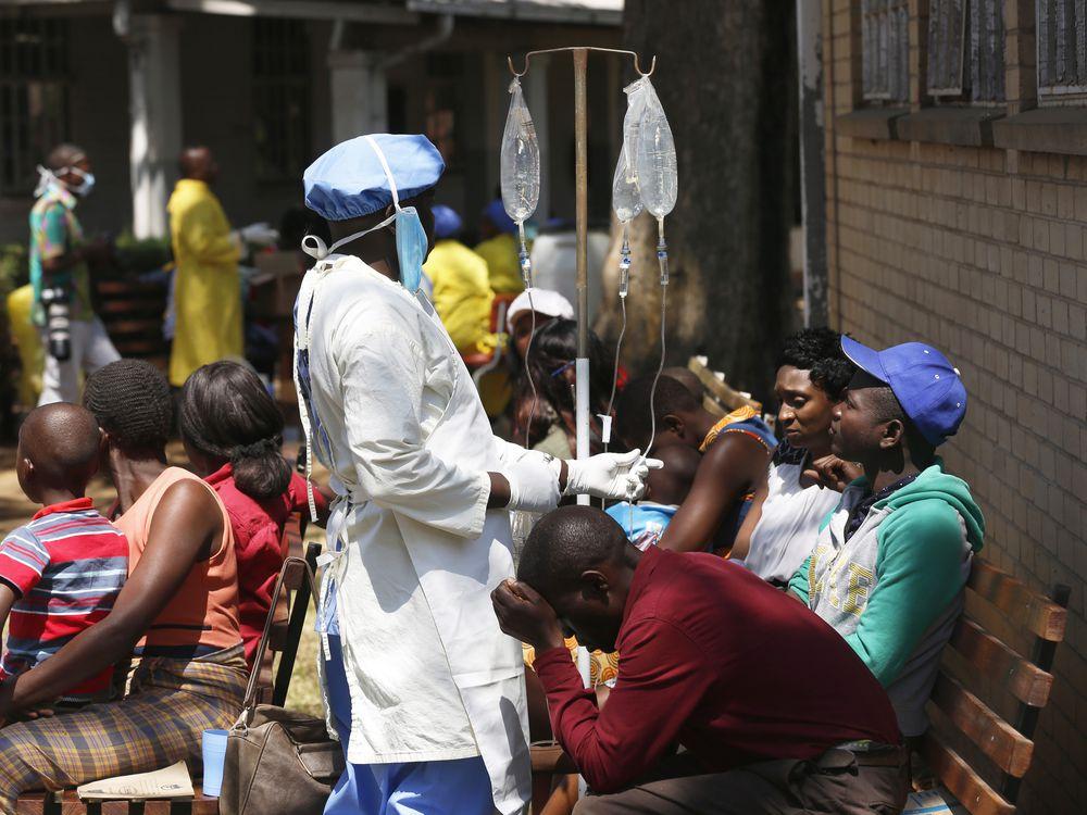 zimbabwe cholera 2018