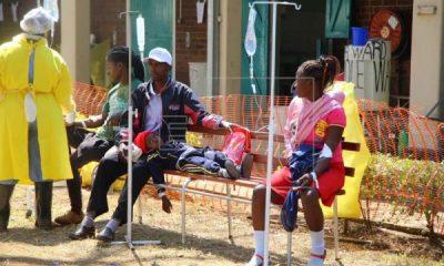 zimbabwe cholera outbreak 2018