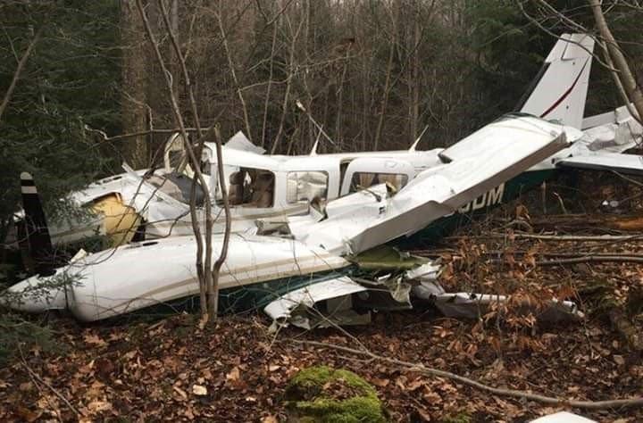 Cessna 182 Skylane crashes in Zimbabwe