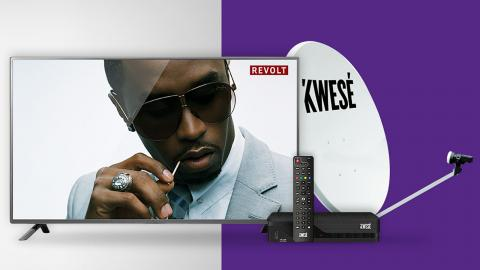 KWESE TV SATELLITE