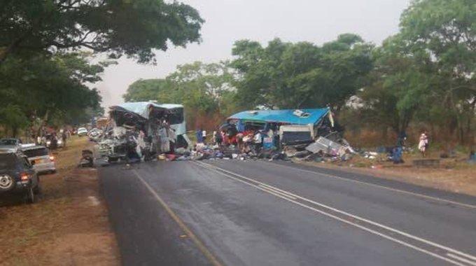 Rusape Bus Accident