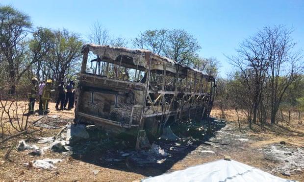 Zimbabwe Accident