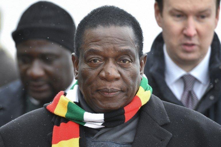 Dambudzo Emmerson Mnangagwa