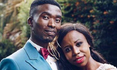 Makhosana Mguni and Belinda Nyoni
