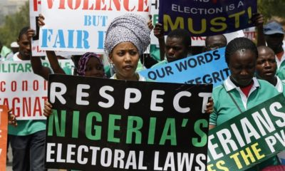 Nigerian Elections 2019