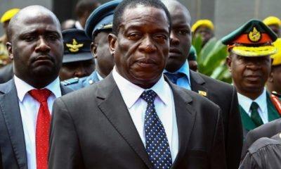 Zimbabwe's president