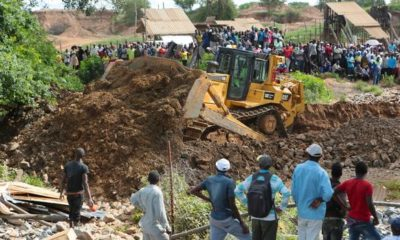 zimbabwe miners