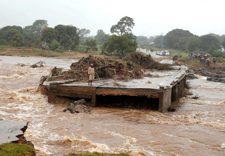 Cyclone Idai Zimbabwe