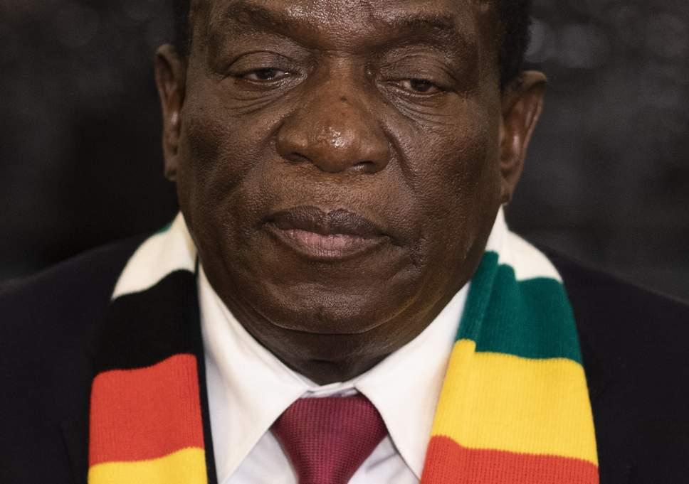 Emmerson-Mnangagwa-Zimbabwe