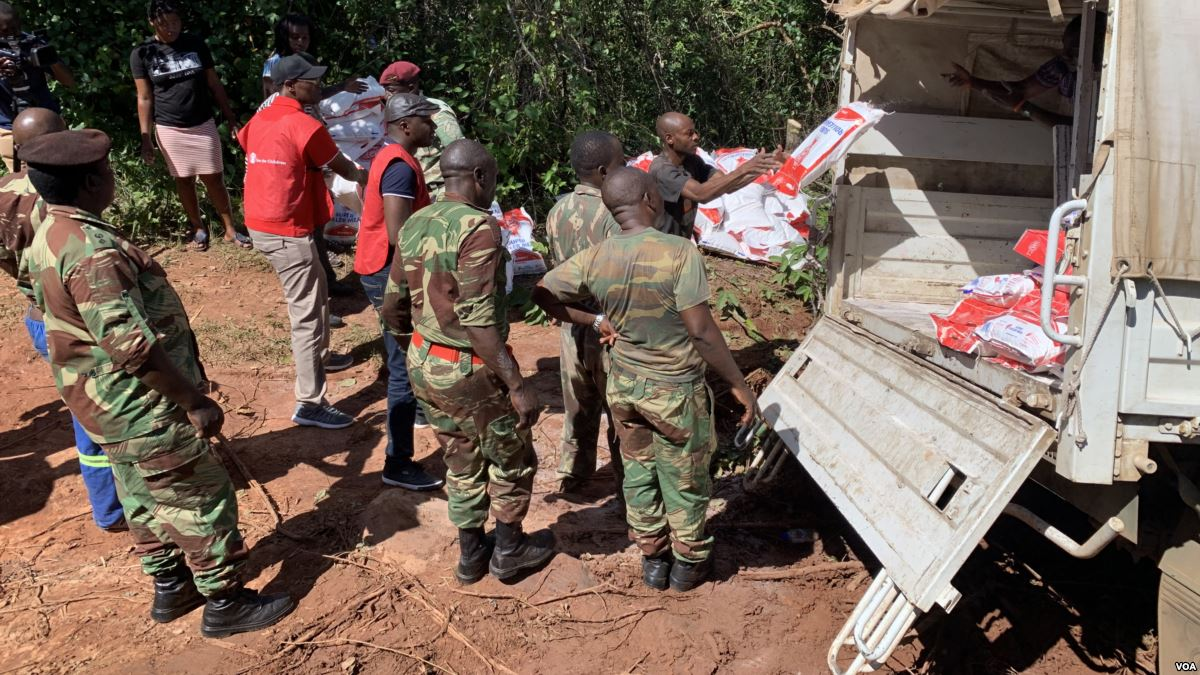 Zimbabwe Army Truck