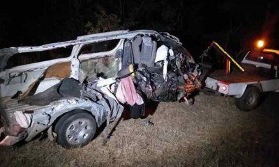 Gweru crash