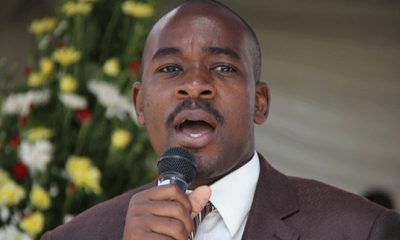 Nelson Chamisa MDC