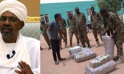 Omar al-Bashir 100 million