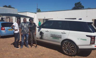Selmor Mtukudzi Range Rover