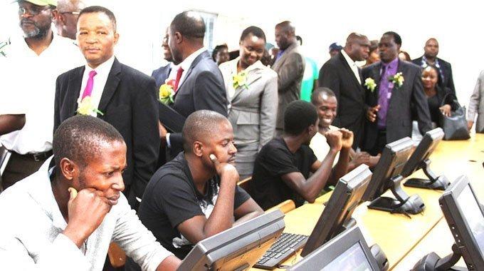 Zimbabwe driving tests computerised