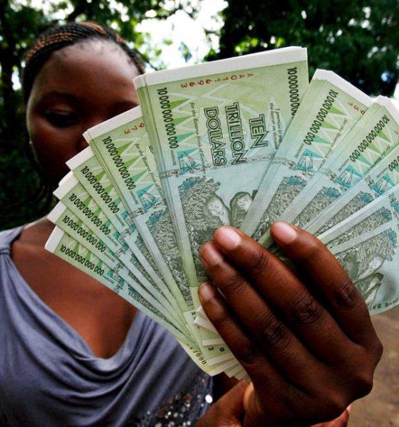 New Zimbabwe Dollars