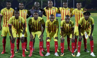 ZIMBABWE NATIONAL TEAM COSAFA 2019