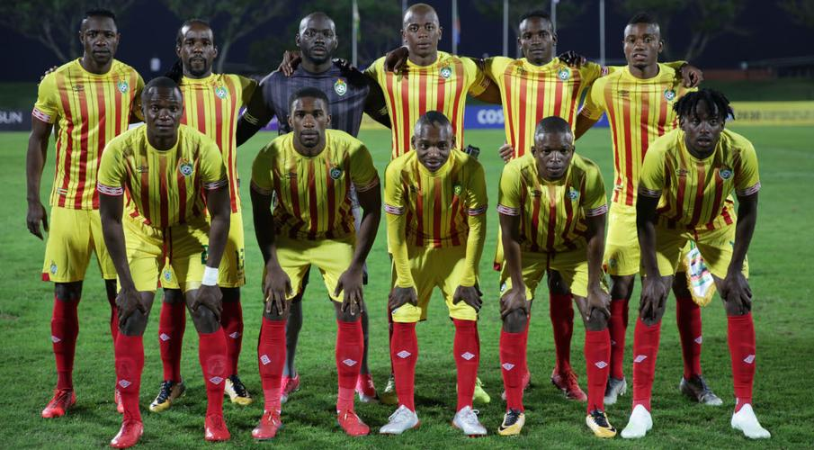 ZIMBABWE NATIONAL TEAM 2019