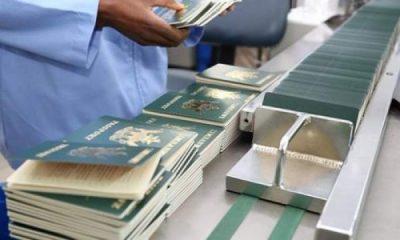 Zimbabwe passports shortage