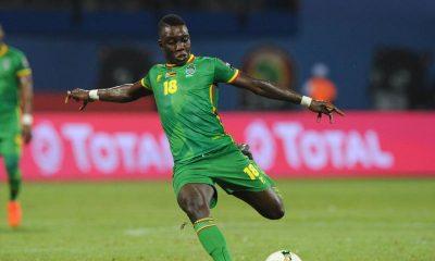 Marvelous Nakamba Aston Villa FC
