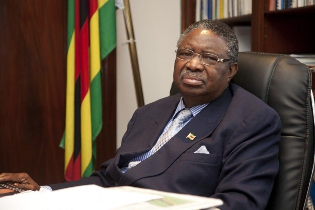 Phelekezela Mphoko