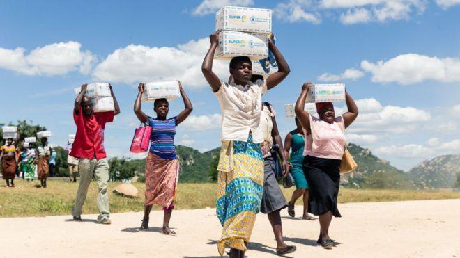 Zimbabwe Food Crisis