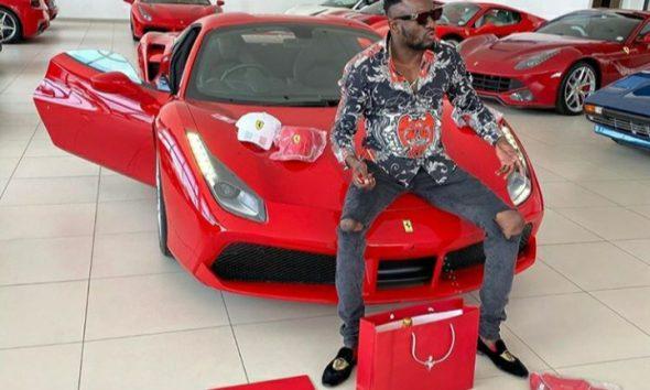 Ginimbi-Ferrari
