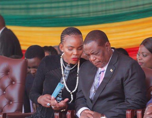 Marry Chiwenga