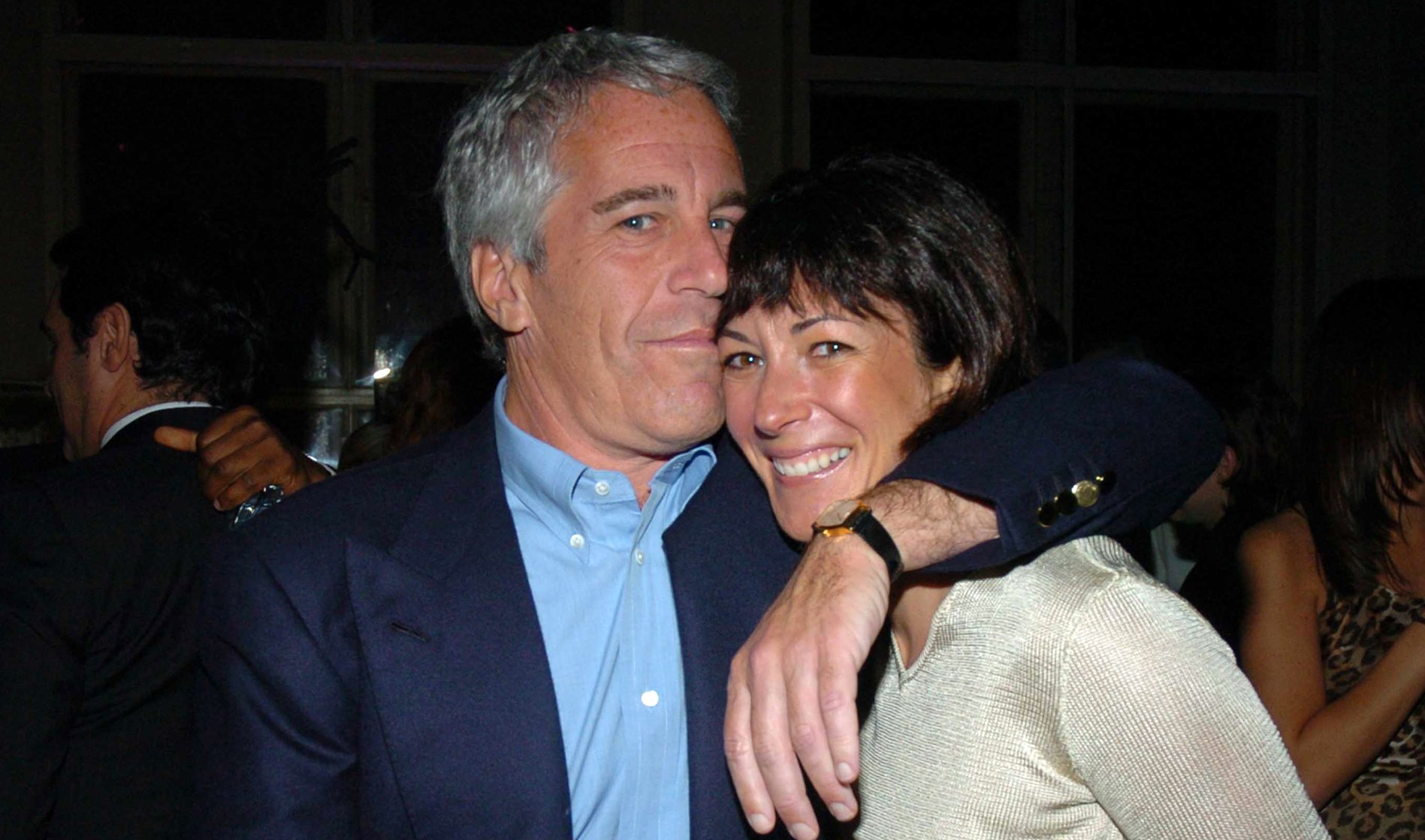 Ghislaine Maxwell arrested by FBI