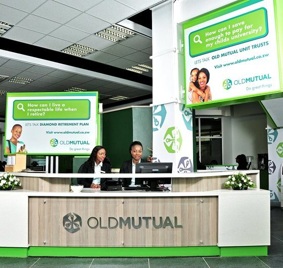 Old Mutual Shares Zimbabwe